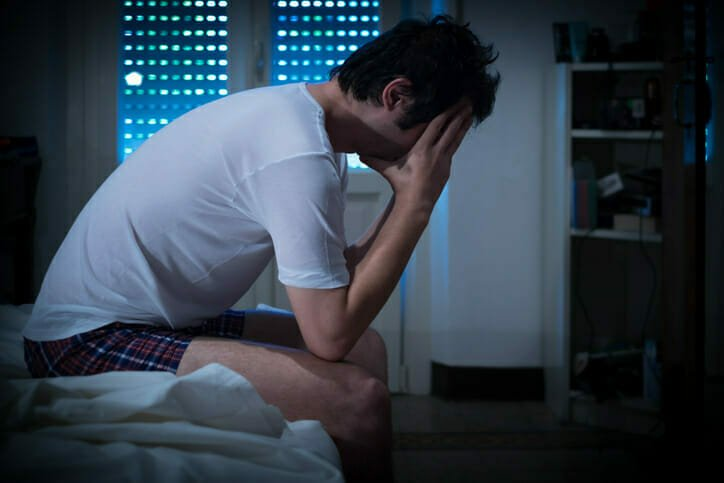 stop waking up in the middle of the night because of sleep apnea