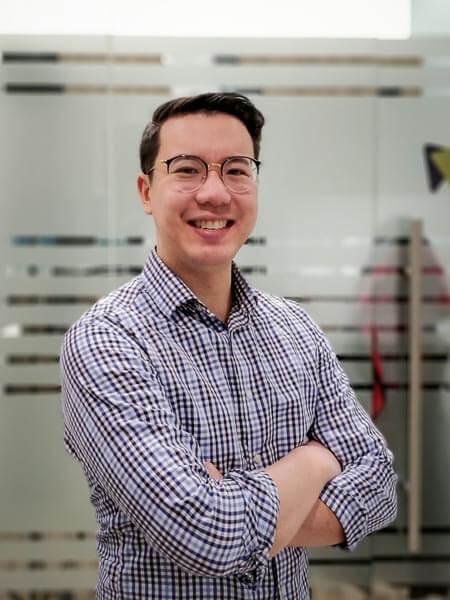 Dr. Aaron Mah Dentist