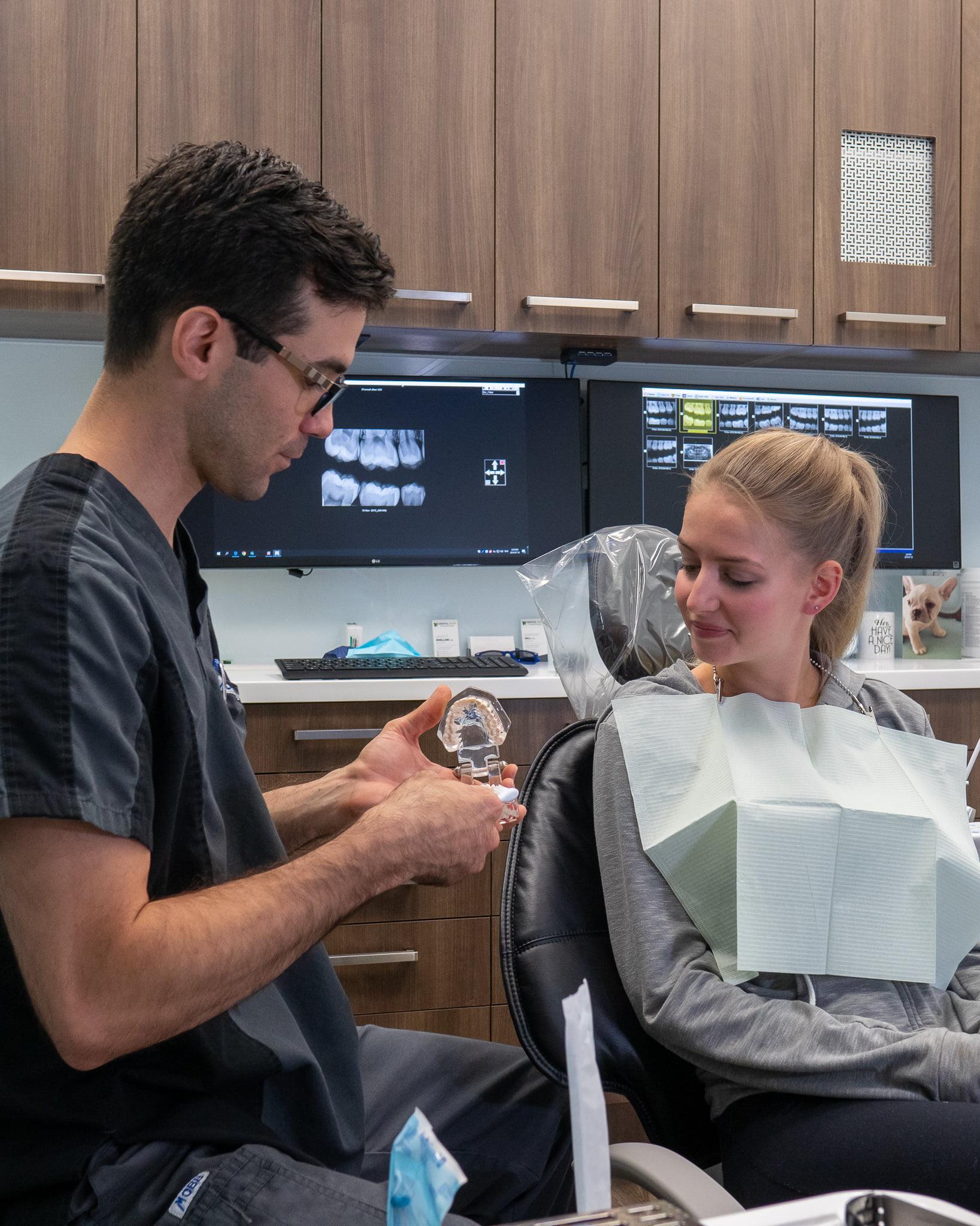 Dental Hygiene at Dental Now Panorama